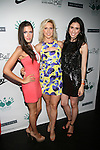 Naomi, Olga Litvinenko and Katja Anderson Attend Unik Ernest's Edeyo Gives Hope Ball Held at the Highline Ballroom, NY