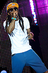 Lil Wayne at Verizon Wireless Amphitheater with Keri Hilson, Far East Movement, and Rick Ross August 21st, 2011.