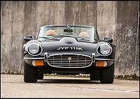 21st century E-Type Jag for sale.