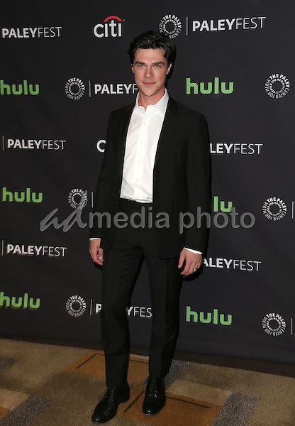 """20 March 2015 - Hollywood, Finn Wittrock. The Paley Center For Media's 33rd Annual PaleyFest Los Angeles - Closing Night Presentation: """"American Horror Story: Hotel"""" Held at The Dolby Theatre. Photo Credit: F.Sadou/AdMedia"""
