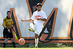 20 September 2015: Campbell's Matt Martinez. The Campbell University Camels hosted the Stetson University Hatters at Eakes Athletics Complex in Buies Creek, NC in a 2015 NCAA Division I Men's Soccer game. Campbell won the game 1-0.