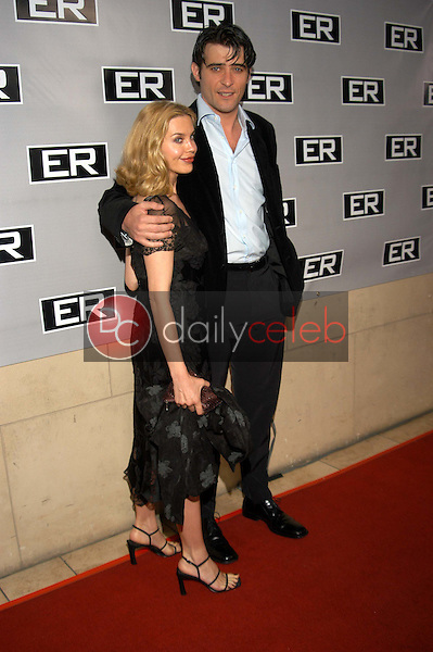 Goran Visnjic and wife Ivana Vrdoljak