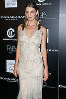 CULVER CITY, CA, USA - OCTOBER 08: Angela Lindvall arrives at the 5th Annual PSLA Autumn Party benefiting Children's Institute, Inc. held at 3Labs on October 8, 2014 in Culver City, California, United States. (Photo by Xavier Collin/Celebrity Monitor)