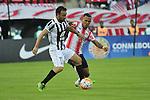 Atlético Junior venció por penales (4-3) a Montevideo Wanderers, después de igualar 0-0. Octavos de final de la Copa Sudamericana.
