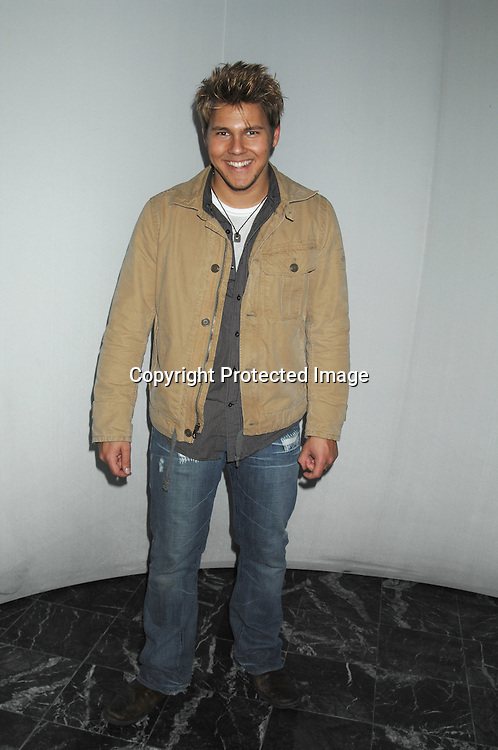 "Scott Clifton of General Hospital ..at the afterparty for The 3rd Annual ""ABC Daytime Salutes Broadway Cares/Equity Fights Aids "" Benefit at the Marriott Marquis in New York on February 25, 2007. ..Robin Platzer, Twin Images.."