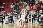 "Mississippi's Marshall Henderson (22) talks to the Arkansas Little Rock bench after scoring at the C.M. ""Tad"" Smith Coliseum in Oxford, Miss. on Friday, November 16, 2012."