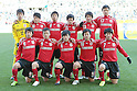 Oita team group line-up,.JANUARY 3, 2012 - Football / Soccer :.Oita team group shot (Top row - L to R) , , , , , , (Bottom row - L to R) , , ,  and  before the 90th All Japan High School Soccer Tournament third round match between Oita 1-0 Aomori Yamada at Saitama Stadium 2002 in Saitama, Japan. (Photo by Hiroyuki Sato/AFLO)