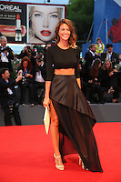 Pamela Camassa  attend the premiere of 'The Bad Batch' during the 73rd Venice Film Festival at Sala Grande on September 6, 2016 in Venice, Italy.<br /> CAP/GOL<br /> &copy;GOL/Capital Pictures /MediaPunch ***NORTH AND SOUTH AMERICAS ONLY***