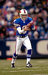 3 December 2006: Buffalo Bills punter Brian Moorman in action against the San Diego Chargers at Ralph Wilson Stadium in Orchard Park, New York. The Charges defeated the Bills 24-21. Mandatory Photo Credit: Ed Wolfstein Photo<br />