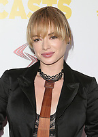 WESTWOOD, CA - April 13: Ashley Rickards, At Premiere Of Swen Group's &quot;The Outcasts&quot; At The Landmark Regent  In California on April 13, 2017. <br /> CAP/MPIFS<br /> &copy;MPIFS/Capital Pictures