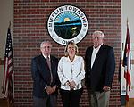Mifflin Township Trustees Portraits