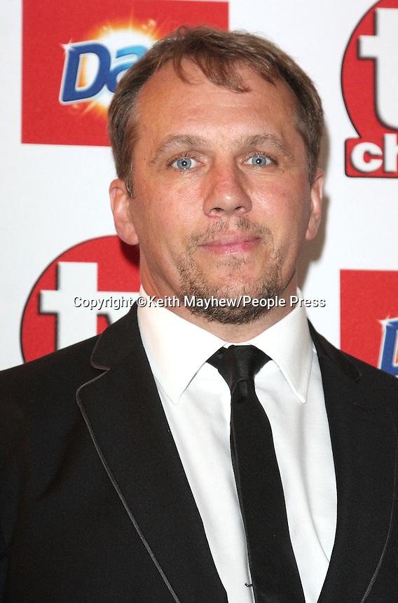 London - TV Choice Awards held at the Savoy Hotel, London - September 13th 2011..Photo by Keith Mayhew