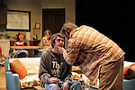 """UMASS production of """"Scarcity""""..PO Box 958   Amherst, MA 01004.413 256 6453.ALL RIGHTS RESERVED.JON CRISPIN ."""