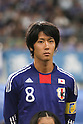Kazuya Yamamura (JPN), September 21, 2011 - Football / Soccer : Men's Asian Football Qualifiers Final Round for London Olympic Match between U-22 Japan 2-0 U-22 Malaysia at Best Amenity Stadium, Saga, Japan. (Photo by Akihiro Sugimoto/AFLO SPORT) [1080]