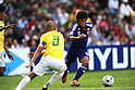 Hideki Ishige (JPN),JULY 3, 2011 - Football :2011 FIFA U-17 World Cup Mexico Quarterfinal match between Japan 2-3 Brazil at Estadio Corregidora in Queretaro, Mexico. (Photo by AFLO)