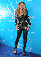 BEVERLY HILLS, CA - AUGUST 10:  Mariah Carey at the special event for UN Secretary-General Ban Ki-moon at a private residence on Tuesday, August 10, 2016 in Beverly Hills, CA. MPI99 / MediaPunch