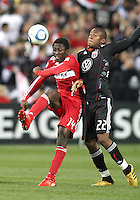 DC United vs Chicago Fire April 17 2010