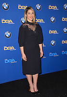 America Ferrera at the 69th Annual Directors Guild of America Awards (DGA Awards) at the Beverly Hilton Hotel, Beverly Hills, USA 4th February  2017<br /> Picture: Paul Smith/Featureflash/SilverHub 0208 004 5359 sales@silverhubmedia.com