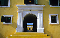 Fort Christiansvaern<br /> Christiansted, St. Croix<br /> US Virgin Islands