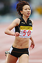 Chisato Fukushima (JPN), .MAY 6, 2012 - Athletics : .SEIKO Golden Grand Prix in Kawasaki, Women's 100m .at Kawasaki Todoroki Stadium, Kanagawa, Japan. .(Photo by Daiju Kitamura/AFLO SPORT) [1045]