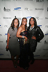 Adrienne, Teneisha and Daphne Attend the 3rd Annual WEEN Awards Honoring Estelle, Keri Hilson, Tracy Wilson Mourning, Egypt Sherrod, Danyel Smith and Jennifer Yu Held at Samsung Experience at Time Warner Center, NY   11/10/11