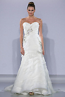 New York Bridal Fashion Week Spring 2013