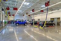 A Toyota training facility in Aurora, IL