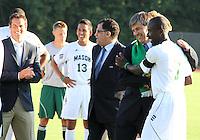 FIFA Visit vs FIFA inspection visit to Washington DC September 07 2010