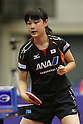 Yui Hamamoto (JPN), .JUNE 6, 2012 - Table Tennis : The Japan Open 2012, U-21 Women's Singles Qualifying Round at Green Arena Kobe, Hyogo, Japan. (Photo by Akihiro Sugimoto/AFLO SPORT) [1080]