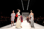 Carolina Herrera Fashion Show at the BMFW