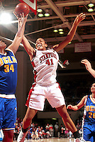 STANFORD, CA - FEBRUARY 3: Bethany Donaphin of the Stanford Cardinal during Stanford's 83-68 win over the UCLA Bruins on February 3, 2000 at Maples Pavilion in Stanford, California.