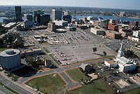 1994 November 09.Redevelopment..Macarthur Center.Downtown North (R-8)..BEFORE.LOOKING SOUTHWEST...NEG#.NRHA#..