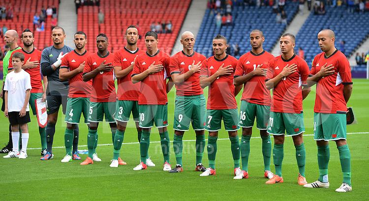 marokko fussball