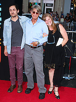 HOLLYWOOD, LOS ANGELES, CA, USA - SEPTEMBER 15: Keaton Simons, Eric Roberts, Eliza Roberts arrive at the Los Angeles Premiere Of Warner Bros. Pictures' 'This Is Where I Leave You' held at the TCL Chinese Theatre on September 15, 2014 in Hollywood, Los Angeles, California, United States. (Photo by Xavier Collin/Celebrity Monitor)