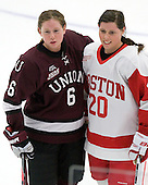 111015-PARTIAL-Union College Dutchwomen at Boston University Terriers (w)