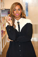 UK: Leona Lewis - Body Shop Photocall