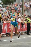 Falmouth Road Race, Irina Permitina, women's Masters division winner