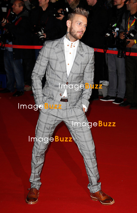 M POKORA / January 26,, 2013-M Pokora attends the NRJ Music Awards at Palais des Festivals in Cannes, France.