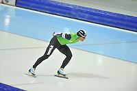 SCHAATSEN: HEERENVEEN: 26-12-2013, IJsstadion Thialf, KNSB Kwalificatie Toernooi (KKT), 5000m, Koen Verweij, ©foto Martin de Jong