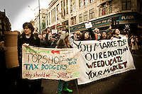 "04.12.2010 - ""National Protests Against Tax Avoidance"""