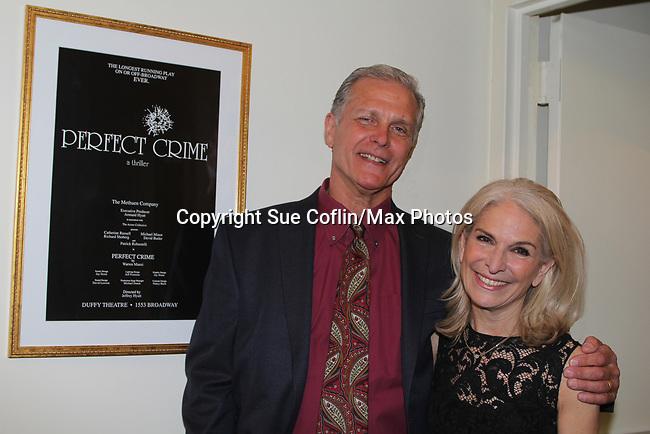 04-18-17 Richard Shoberg - Catherine Russell star in Perfect Crime - 30th Anniversary - David Burler