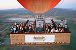 20100815 August 15 Cairns Hot Air Ballooning