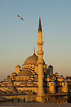 The New Mosque, Istanbul, turkey