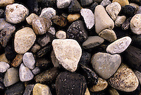 ROCKS ALONG SEASHORE<br />