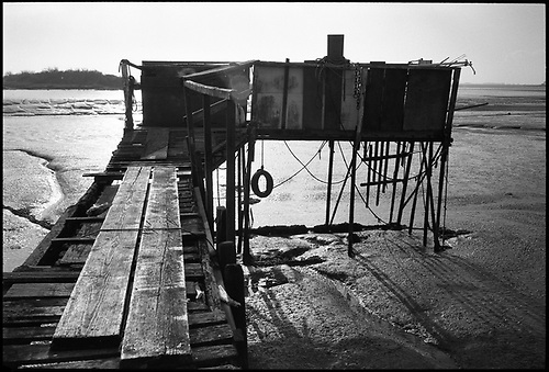 Edition 2/10 – Old Jetty, Alresford Creek by Paul Cooklin