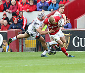 2017 Guinness Pro12 Rugby Munster v Ulster Apr 15th