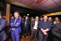 VOETBAL: HEERENVEEN: 12-01-2016, ABE LENSTRA STADION: Nieuwsjaarsreceptie SC Heerenveen, René de Wilde, ©foto Martin de Jong