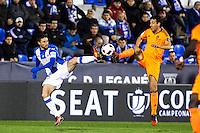 """Copa del Rey""""  Leganes and Valencia CF"""