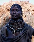 Turkana woman, Turkana Northern Kenya