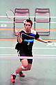 Kenichi Tago, .DECEMBER 8, 2011 - Badminton : 65th All Japan Badminton Championships Men's Singles at Yoyogi 2nd Gymnasium in Tokyo, Japan. (Photo by Jun Tsukida/AFLO SPORT) [0003].